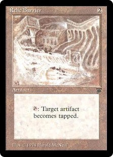 Relic Barrier (Relic Barrier)