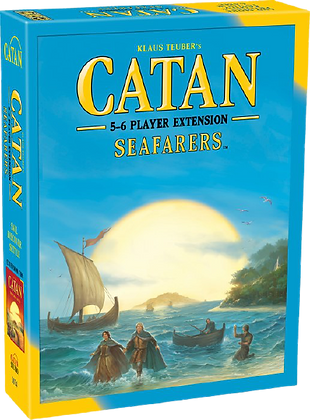Catan - Seafarers (5-6 Player Extension)
