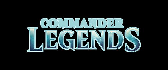 Commander Legends 2020 Commander Decks