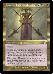 Karona, False God (Scourge)