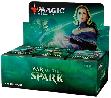 War of the Spark: Booster Box