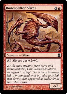 Bonesplitter Sliver (Time Spiral)