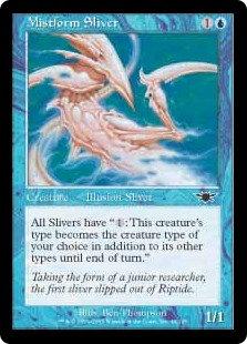 Mistform Sliver (Legions)