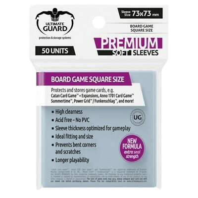 Ultimate Guard - Square Size Sleeves