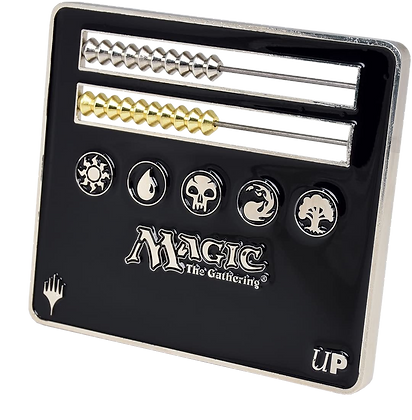 Magic The Gathering - Black Abacus Life Counter