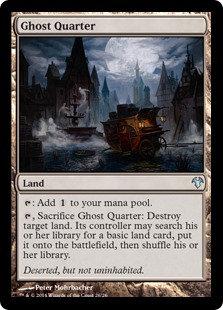 Ghost Quarter (Modern Event Deck)