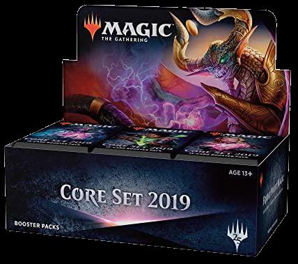 Core 2019: Booster Box