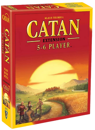 Catan - (5-6 Player Extension)