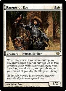 Ranger of Eos (Shards of Alara)