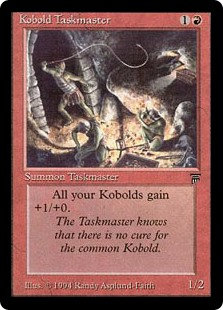 Kobold Taskmaster (Legends)