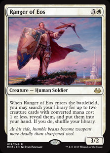 Ranger of Eos (Modern Masters 2017)