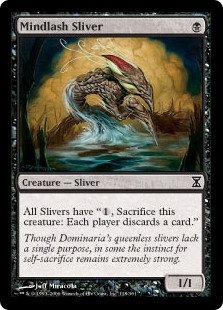 Mindlash Sliver (Time Spiral)