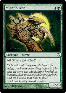 Might Sliver (Time Spiral)