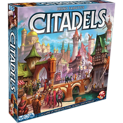 Citidels - Deluxe Edition