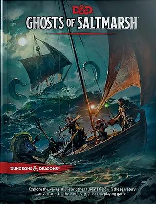 D&D Ghosts of the Saltmarsh