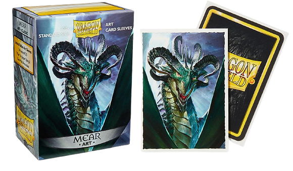 Dragon Shield Art - 100 sleeve pack