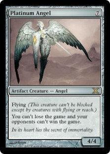 Platinum Angel (Tenth Edition)