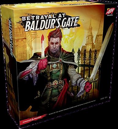 Betrayal at Baulder's Gate