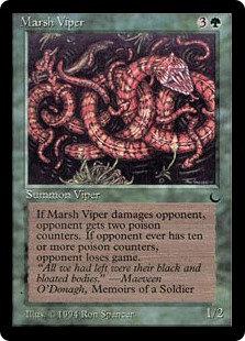 Marsh Viper (The Dark)