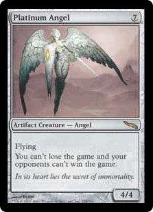 Platinum Angel (Mirrodin)