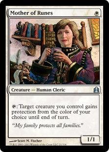 Mother of Runes (Commander 2011)