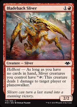 Bladeback Sliver (Modern Horizons)