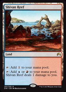 Shivan Reef (Origins)
