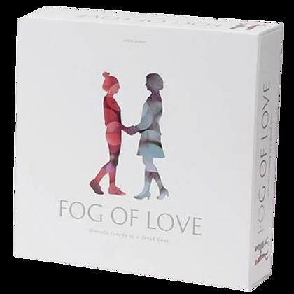 Fog Of Love Girl Girl Cover