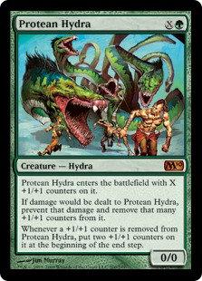 Protean Hydra (Core Set 2010)