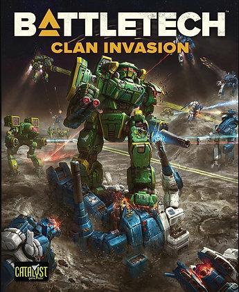 Battletech Clan Invasion Kickstarter Edition