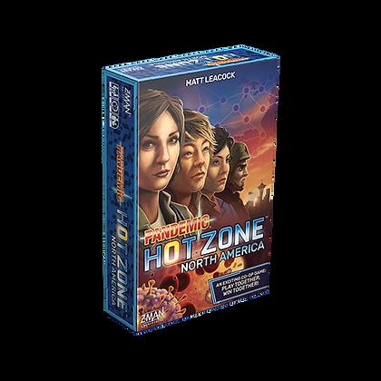 Pandemic: Hotzone - North America