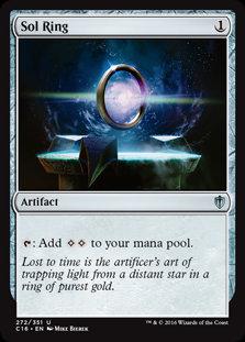Sol Ring (Commander 2016)
