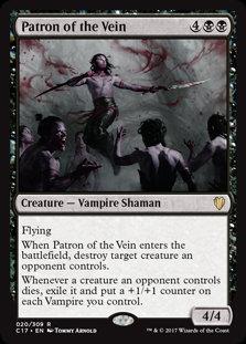 Patron of the Vein (Commander 2017)
