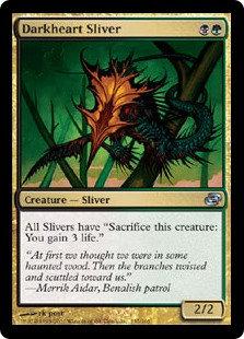 Darkheart Sliver (Planar Chaos)