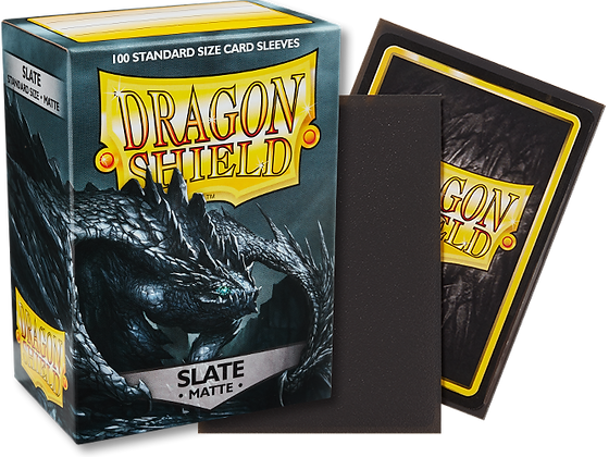 Dragon Shield Matte - 100 pack sleeves