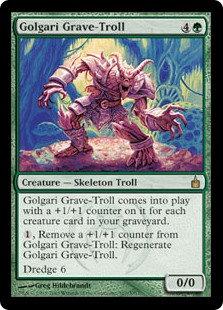 Golgari Grave-Troll (Ravnica)