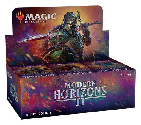 Modern Horizons 2: Draft booster Box