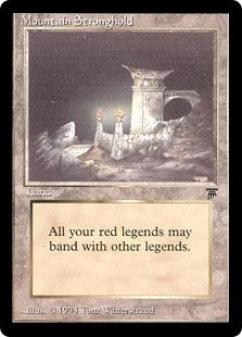 Mountian Stronghold (Legends)