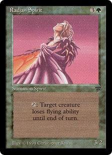 Radjan Spirit (Legends)
