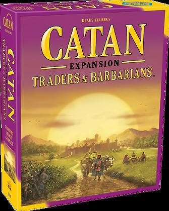 Catan - Traders & Barbarians Expansion