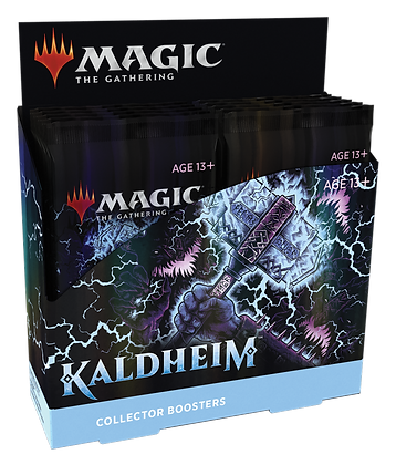 Kaldheim: Collector Booster Box