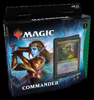 Kaldheim: Commander Decks