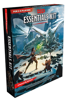 Dungeons & Dragons: Essential Kit