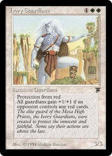 Ivory Guardians (Legends)