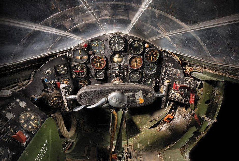 Land Speed Records and Rattling Cockpits