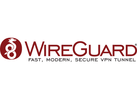 VPN of choice - WireGuard