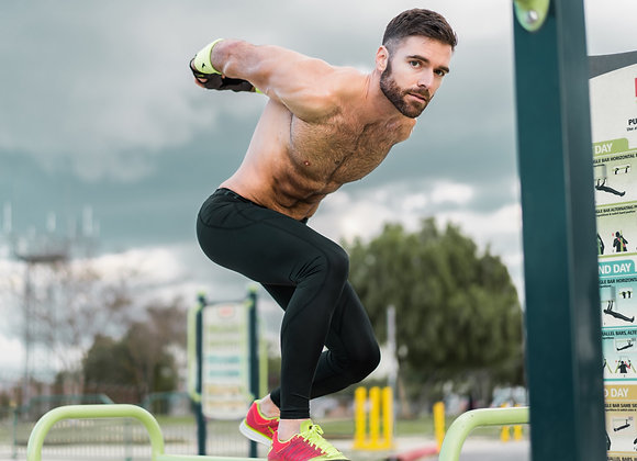 Autumn Shred! (Gym based workouts)