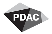 Booth and banner design for PDAC