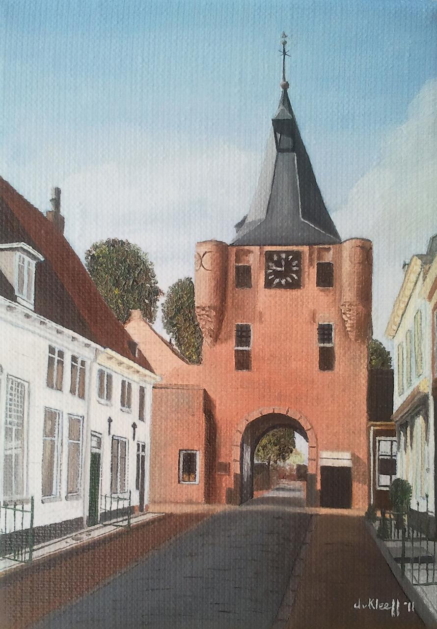 Vischpoort, Elburg