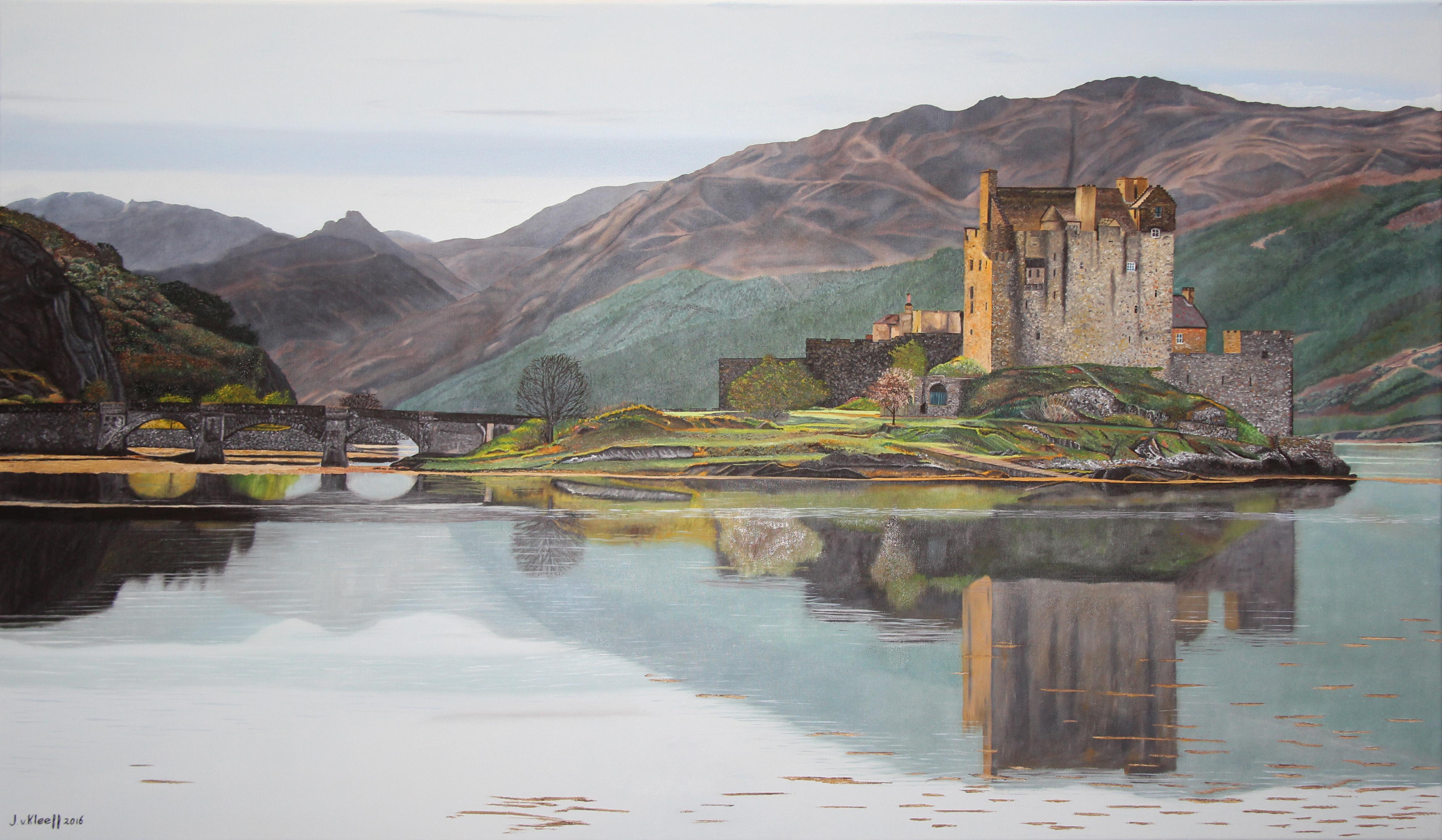 Eileen Donan Castle prive